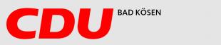 CDU Ortschaftsrat Bad Kösen Logo